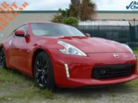 Check out this 2016 Nissan 370Z . Its transmission and