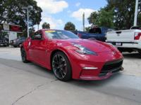AWESOME 2016 NISSAN 370Z NISMO Tech ** 350 HP ** Nissan