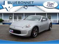 370Z trim. CD Player, Keyless Start, Bluetooth,