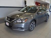 The Nissan Altima. One of the most popular cars on the