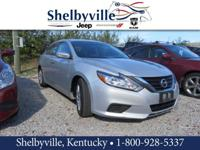 CARFAX One-Owner. Clean CARFAX. 2016 Nissan Altima 2.5