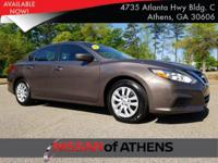 Check out this 2016 Nissan Altima 2.5. Its Variable