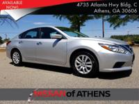 Look at this 2016 Nissan Altima 2.5. Its Variable