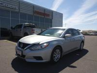 This 2016 Nissan Altima 2.5 is proudly offered by