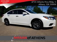 Look at this 2016 Nissan Altima 2.5 S. Its Variable