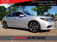 Look at this 2016 Nissan Altima 2.5 SR. Its Variable