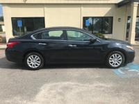 Options:  2016 Nissan Altima S|2016 Nissan Altima
