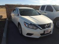 CARFAX One-Owner. Clean CARFAX. Glacier White 2016