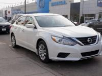 Recent Arrival! Certified. 2016 Nissan Altima 2.5 SV