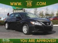 Options:  2016 Nissan Altima: The Altima Is A Mid-Sized