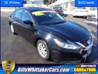 Look at this hot sporty Nissan Altima Sedan and its