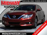 New Price!2016 Nissan Altima 2.5 SV Cayenne Red 2.5L