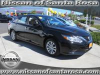 Options:  2016 Nissan Altima 4Dr Sdn I4 2.5|Certified