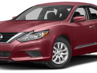 Options:  2016 Nissan Altima 2.5|Miles: 31451Color:
