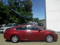 Options:  2016 Nissan Altima 2.5|Red|2.5L 4 Cyls|Cvt