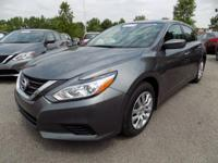 Nissan Certified, ONLY 10,785 Miles! FUEL EFFICIENT 39