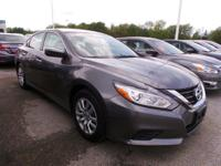 Come see this 2016 Nissan Altima 2.5 S. Its Variable