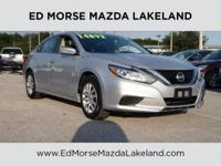 This 2016 Nissan Altima 2.5 is proudly offered by ED