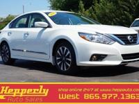Clean CARFAX. CARFAX One-Owner. This 2016 Nissan Altima