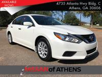 The 2016 Nissan Altima is a car that must be