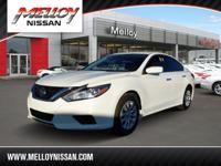 Melloy Nissan is excited to offer this 2016 Nissan