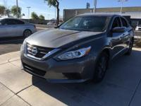 This 2016 Nissan Altima 2.5 S boasts features like a