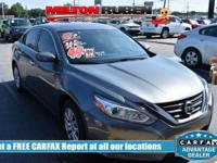 Options:  2016 Nissan Altima 2.5 S|Miles: 21082Color: