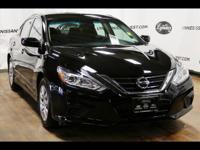 This 2016 Nissan Altima 2.5 S is complete with