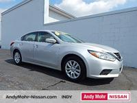 ONE OWNER CLEAN CARFAX!! PRICED RIGHT!! CVT with