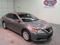 2016 Nissan Altima 2.5 S ** This is the car that