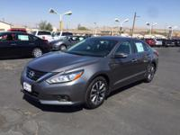 Introducing the 2016 Nissan Altima! You'll appreciate