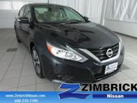 Options:  2016 Nissan Altima 4Dr Sdn I4 2.5 Sl|4