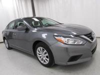 2016 Nissan Altima Grey Recent Arrival! Priced below