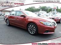 Introducing the 2016 Nissan Altima! This car