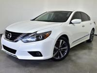 CARFAX One-Owner. Clean CARFAX. Certified. Pearl White