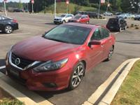 CARFAX One-Owner. Cayenne Red 2016 Nissan Altima 2.5 SR
