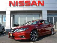 This Nissan Certified 2016 Nissan Altima 2.5 SR