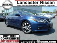 Our CarFax One Owner 2016 Nissan Altima 2.5 SR has aced