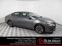Nissan Certified, ABS brakes, AM/FM radio: SiriusXM,