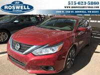 2016 Nissan Altima. Impeccable condition! A-1