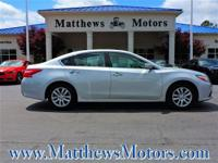 Come see this 2016 Nissan Altima 4D. Its Variable