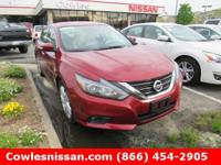 Altima 3.5 SL, Nissan Certified, 4D Sedan, CVT with