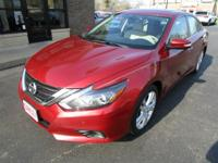 Moonroof. 2016 NISSAN ALTIMA 3.5 SL, 1-OWNER AND
