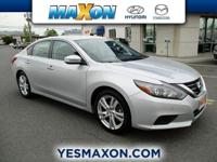 This outstanding example of a 2016 Nissan Altima 3.5 SL