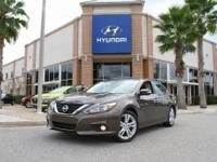 Java Metallic 2016 Nissan Altima 3.5 SL FWD CVT with