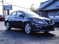 One Owner Sedan with Sunroof!  Options:  Rear