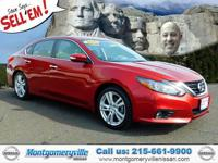 This is a CERTIFIED 2016 Nissan Altima 3.5 SL. Priced