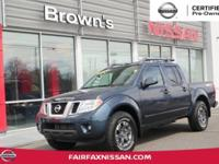 2016 FRONTIER PRO-4X ** ONE OWNER ** CARFAX CERTIFIED
