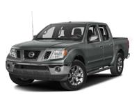 Introducing the 2016 Nissan Frontier! A comfortable