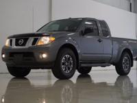 2016 Nissan Frontier Desert Runner in Gun Metallic,